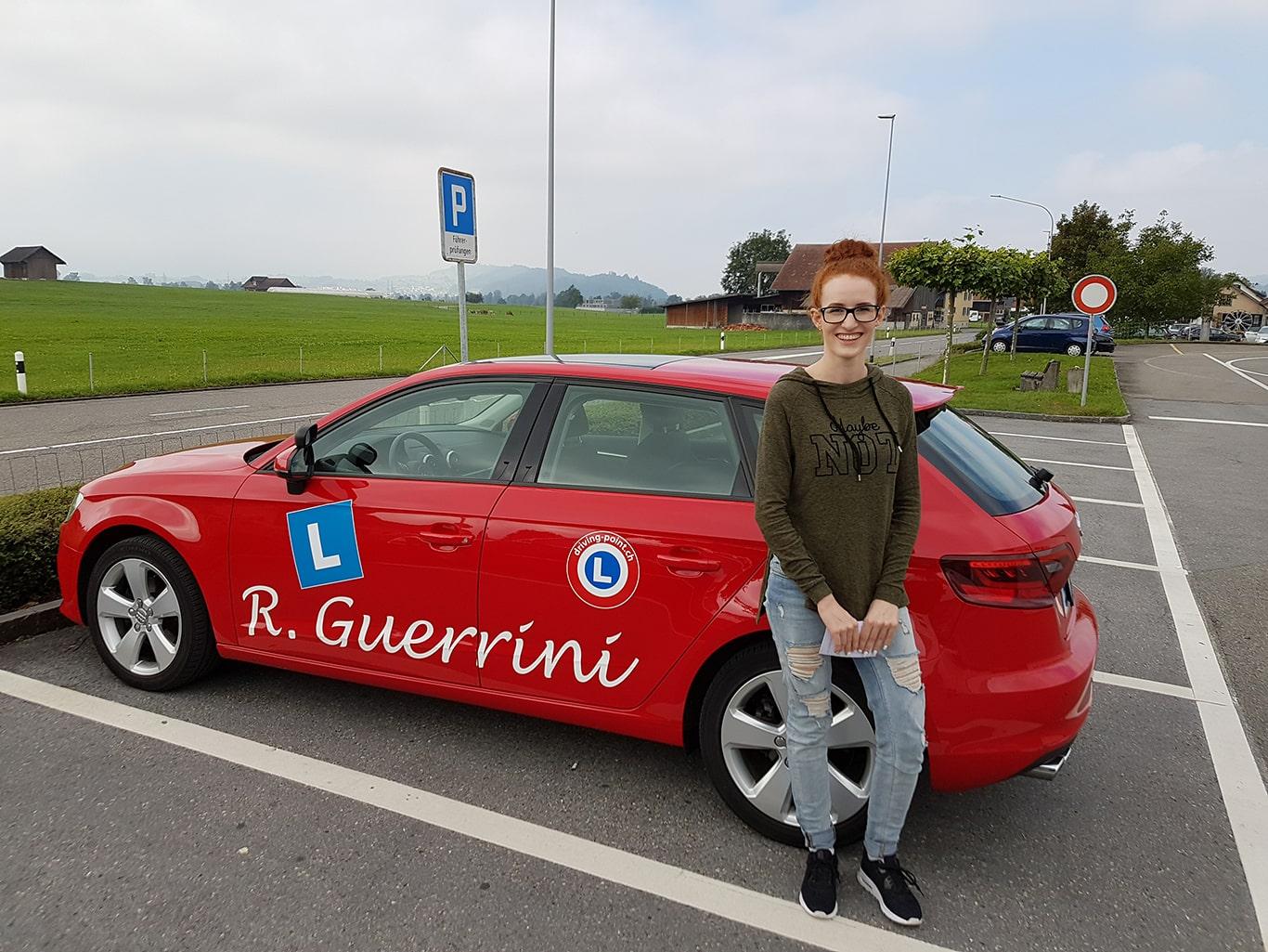 Verkehrskunde lernen & Motorrad Grundkurs belegen in Rapperswil - Fahrschule Driving Point