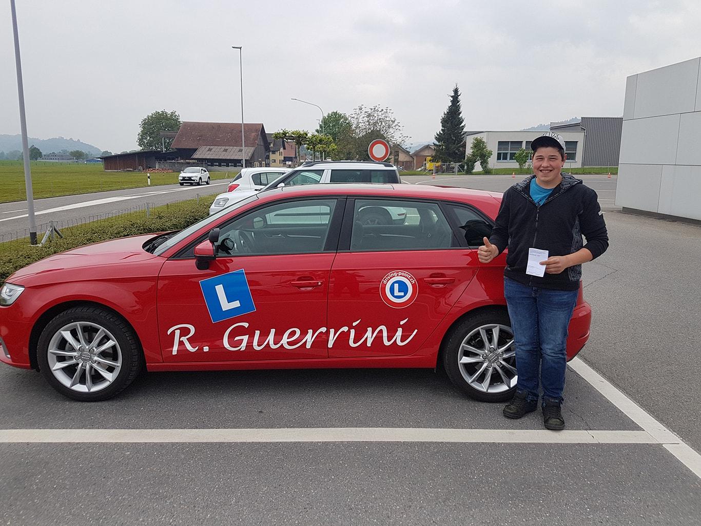 Verkehrskunde & praktisches Fahren in Jona-Rapperswil - Driving Point
