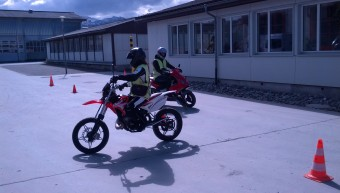 Motorrad Grundkurs in Eschenbach - Fahrschule Driving Point