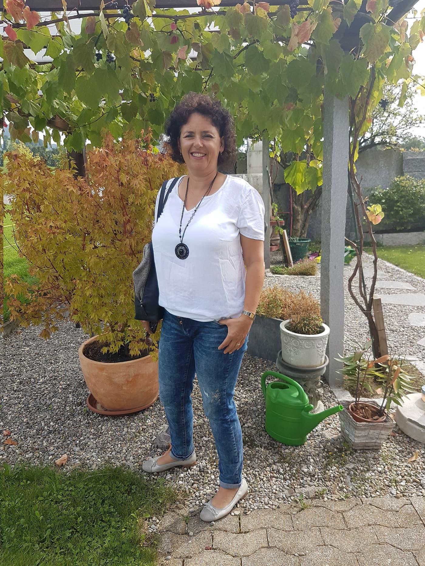 Fahrlehrerin Claudia Guerrini - Fahrschule Driving Point in Rapperswil